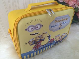 Goodie Bag Ultah Anak Model Koper Mini