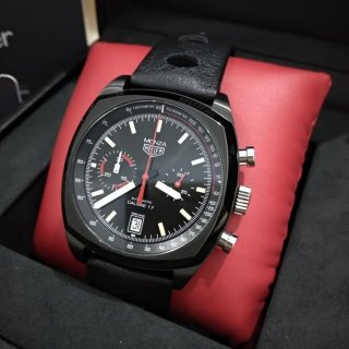Tag Heuer - Original Heuer Monza 40th Anniversary Re-edition