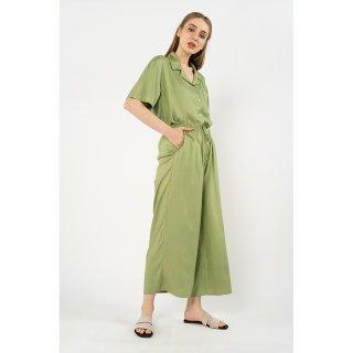 Cottonink - Green Saville Set
