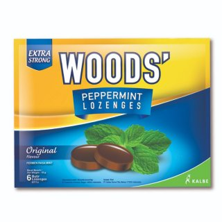 Wood's Peppermint Lozenges