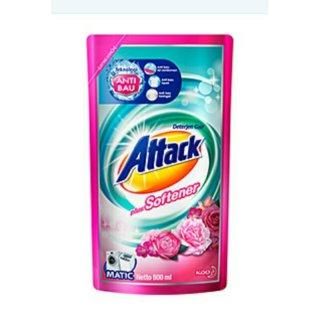 Attack Plus Softener Liquid