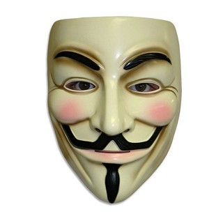 Topeng Anonymous Guy Fawkes
