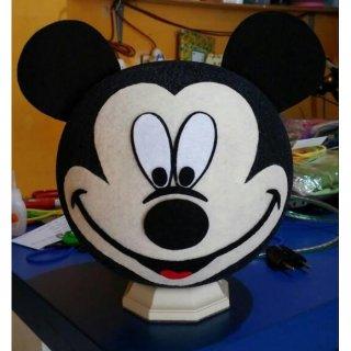 Lampu Benang Mickey Mouse-Minie Mouse