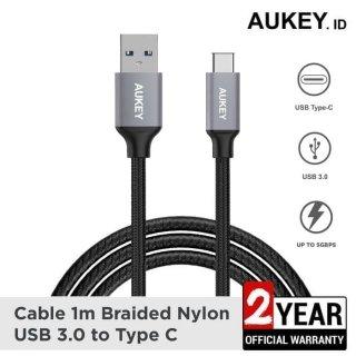 Aukey CB-CD2 Nilon USB 3.0 to Type-C