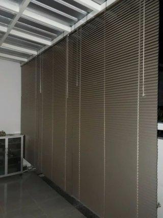 Tirai Aluminium Outdoor