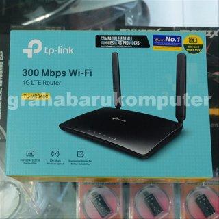 TP-LINK TL-MR6400 300 Mbps Modem Wireless N 4G  LTE