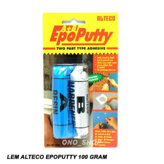 Alteco Epo Putty 100 gram