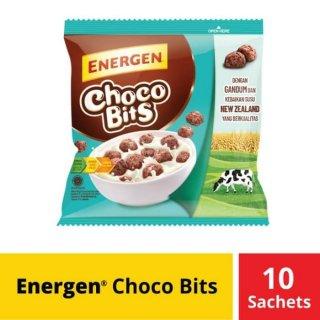 ENERGEN SEREAL COKLAT CHOCO BITS