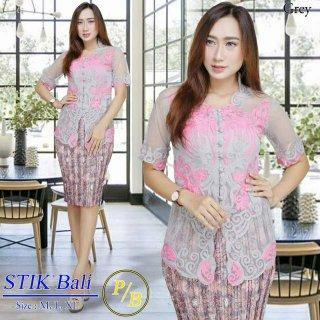Baju Kebaya Bordir Stik Bali