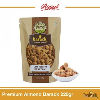 Kacang Almond Premium Almond Barack