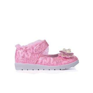 UMBRELLA Sepatu Pesta Anak Perempuan Aurora Pink