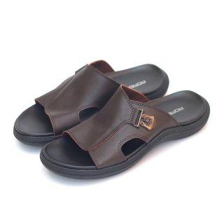 Sandal Pria Romenaco RSSE01 Dari Kulit Asli