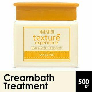 Makarizo Texture Experience Vanilla Milk Orange 500 gr