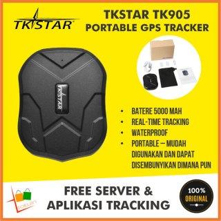 Car GPS Tracker TKSTAR TK905 Portable Waterproof