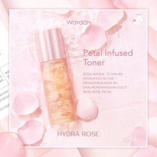 Wardah Hydra Rose Petal Infused Toner