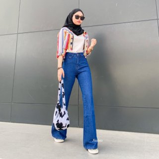 JINISO - HW Cutbray Jeans 320