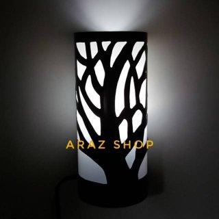 ARAZ Lampu tidur hias ukir LED