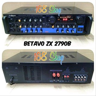 Amplifier Bluetooth Betavo ZX 2790B