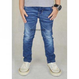 Celana Jeans Anak Soft Jeans Stretch WJ 08