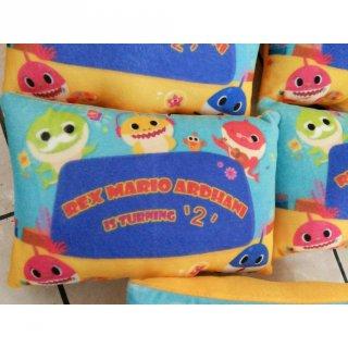 Souvenir Ultah Ulang Tahun Anak Bantal Mini 20*30cm