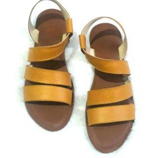Sandal Wanita Papirut Kulit