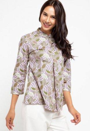 Adikusuma Blouse Batik Modern