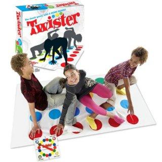Twister Body Games