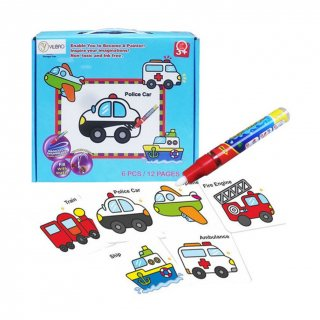 Tomindo Water Magic Puzzle Transport LT2986