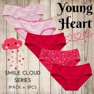 Cute Panty Young Heart