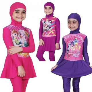 2. Baju Renang untuk Anak yang Gemar Berenang