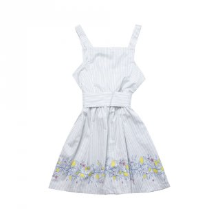 Gingersnaps Lemon Splendor Dress Multicolor