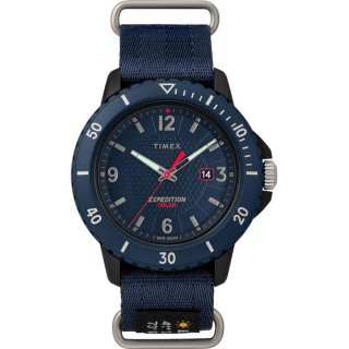 Timex Tw4B14300 Expedition Gallatin 44mm Fabric Strap Watch