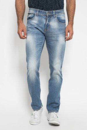 Johnwin - Jeans Slim Fit - Full Washed - Light Blue