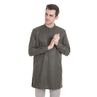 MANLY Baju Gamis Regular Fit Zemaro