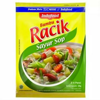Indofood Bumbu Racik Sayur Sop