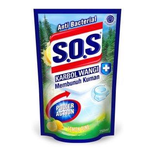 SOS Karbol Pembersih Lantai