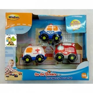 WinFun Go Go Drivers Emergency Rescue
