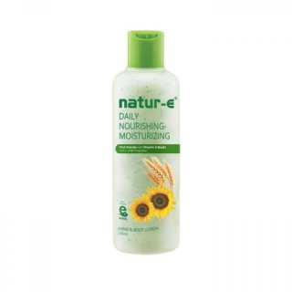 Natur-E Hand and Body Lotion Daily Nourish