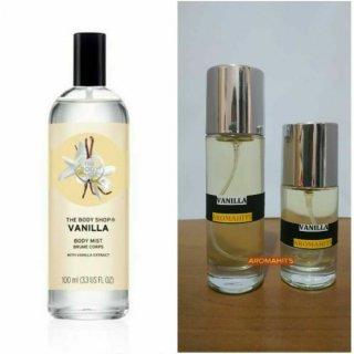 Parfum Refill The Body Shop - Vanilla