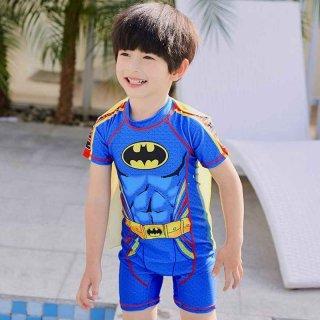 Baju Renang Anak Superhero