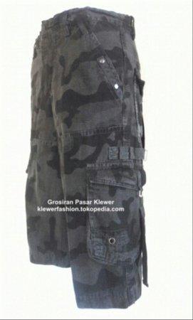 45776 Celana Jeans Pendek Gunung Army