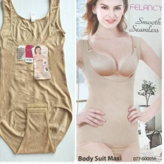 Felancy Body Suit Maxi 056