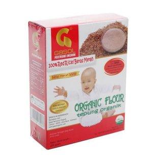 Gasol Organic 100 Red Rice Flour