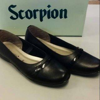 Sepatu Kulit Wanita Scorpion 6077
