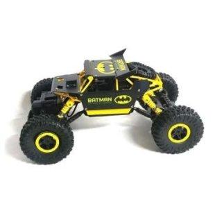 Herocar Batman Mobil Remot 4WD 2.4Ghz Mainan RC Rock Crawler Batman