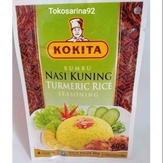 Kokita Bumbu Nasi Kuning