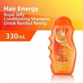 Makarizo Hair Energy Fibertherapy Conditioning Shampoo Royal Jelly 330ml