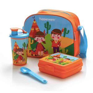 Junior Bento Set Tupperware