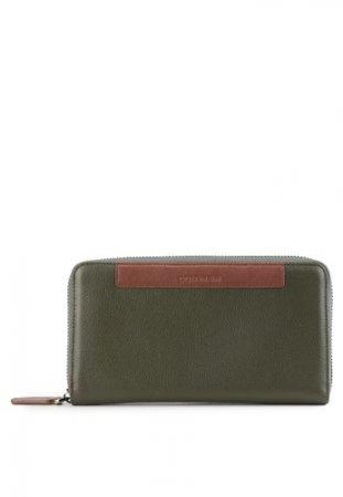 Obermain Long Zip Around Wallet