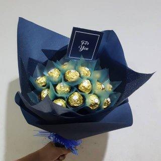 Coklat Ferrero Treasures Truffle Bucket